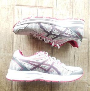 "ASICS ""Jolt"" Trainer Running Shoes Glacier Grey/Ca"